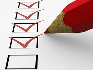 College Visit Checklist